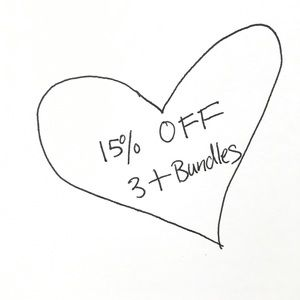 Other - ✨💖 Bundle And Save 💖✨